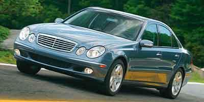 2004 Mercedes-Benz E-Class Vehicle Photo in Appleton, WI 54913