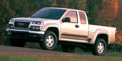 2004 GMC Canyon Vehicle Photo in Bend, OR 97701