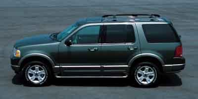 2004 Ford Explorer Vehicle Photo in Austin, TX 78759