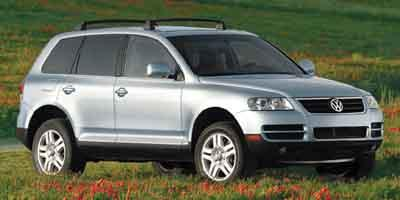 2004 Volkswagen Touareg Vehicle Photo in Denver, CO 80123
