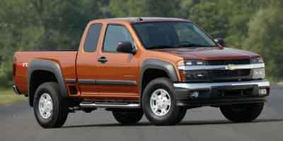 2004 Chevrolet Colorado Vehicle Photo in Milford, OH 45150