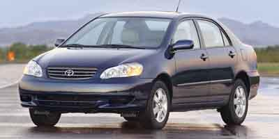 2004 Toyota Corolla Vehicle Photo in Moon Township, PA 15108