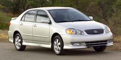 2004 Toyota Corolla Vehicle Photo in Colorado Springs, CO 80905