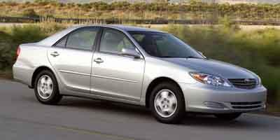 2004 Toyota Camry Vehicle Photo in Midlothian, VA 23112