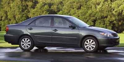 2004 Toyota Camry Vehicle Photo in Spokane, WA 99207