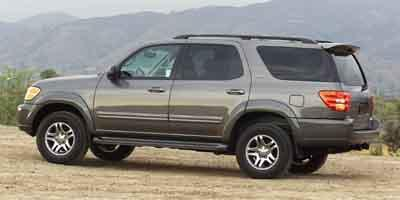 2004 Toyota Sequoia Vehicle Photo in San Leandro, CA 94577