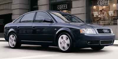 2004 Audi A6 Vehicle Photo in American Fork, UT 84003