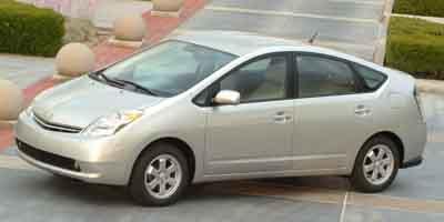 2004 Toyota Prius Vehicle Photo in Libertyville, IL 60048