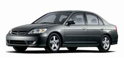 2004 Honda Civic Vehicle Photo in Columbia, TN 38401
