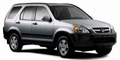2004 Honda CR-V Vehicle Photo in Decatur, IL 62526
