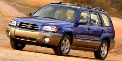 2004 Subaru Forester Vehicle Photo in Hyde Park, VT 05655