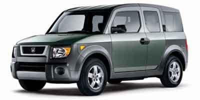 2004 Honda Element Vehicle Photo in Concord, NC 28027