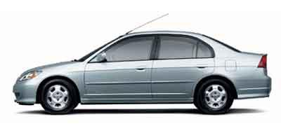 2004 Honda Civic Vehicle Photo in Trinidad, CO 81082
