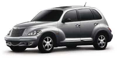 2004 Chrysler PT Cruiser Vehicle Photo in Colorado Springs, CO 80905