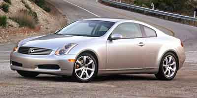 2004 INFINITI G35 Coupe Vehicle Photo in Austin, TX 78759