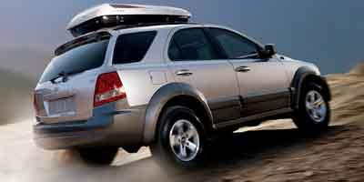 2004 Kia Sorento Vehicle Photo in Owensboro, KY 42303
