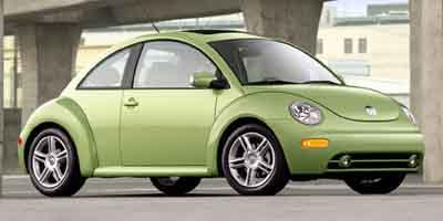 2004 Volkswagen New Beetle Coupe Vehicle Photo in Columbia, TN 38401