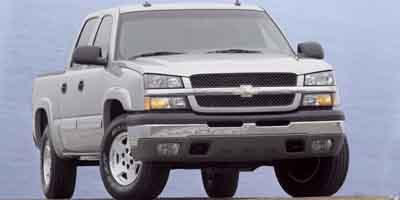 2004 Chevrolet Silverado 1500 Crew Cab Vehicle Photo in Twin Falls, ID 83301