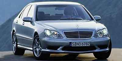 2004 Mercedes-Benz S-Class Vehicle Photo in Darlington, SC 29532