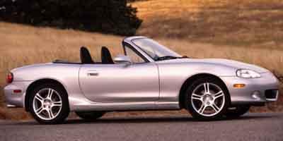 2004 Mazda MX-5 Miata Vehicle Photo in Colorado Springs, CO 80905