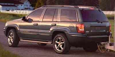 2004 Jeep Grand Cherokee Vehicle Photo In Hickory, NC 28602
