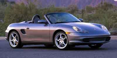 2004 Porsche Boxster Vehicle Photo in Greensboro, NC 27405
