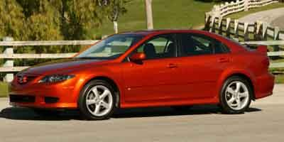 2004 Mazda Mazda6 Vehicle Photo in Midlothian, VA 23112