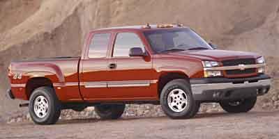 2004 Chevrolet Silverado 1500 Vehicle Photo in Knoxville, TN 37912