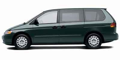 2004 Honda Odyssey Vehicle Photo in Colorado Springs, CO 80905