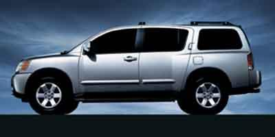 2004 Nissan Pathfinder Armada Vehicle Photo in Twin Falls, ID 83301