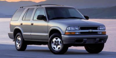 2004 Chevrolet Blazer Vehicle Photo in Owensboro, KY 42303