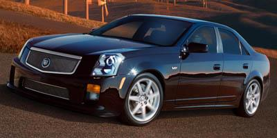 2005 Cadillac CTS-V Vehicle Photo in Decatur, IL 62526