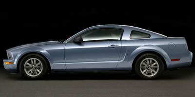 2005 Ford Mustang Vehicle Photo in Colorado Springs, CO 80905