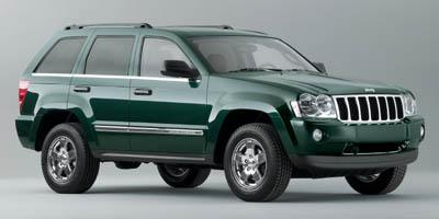 2005 Jeep Grand Cherokee Vehicle Photo in Danville, KY 40422