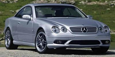 2005 Mercedes-Benz CL-Class Vehicle Photo in Bowie, MD 20716