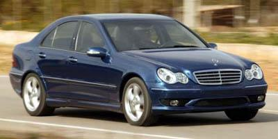 2005 Mercedes Benz C Class Vehicle Photo In Minot, ND 58703