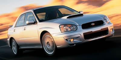 2005 Subaru Impreza Sedan Vehicle Photo in South Portland, ME 04106