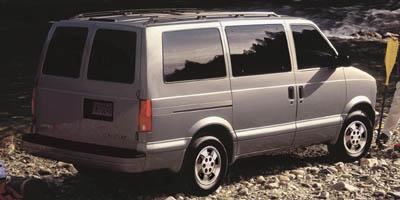 2005 Chevrolet Astro Passenger Vehicle Photo in Newton Falls, OH 44444