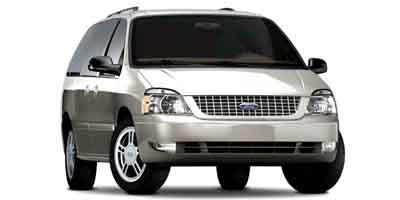2005 Ford Freestar Wagon Vehicle Photo in Janesville, WI 53545