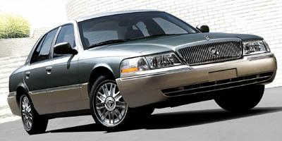 2005 Mercury Grand Marquis Vehicle Photo in Springfield, TN 37172
