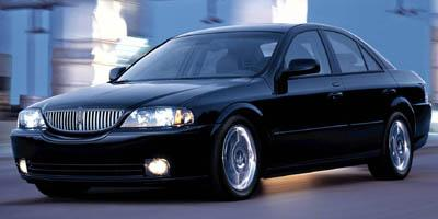 2005 LINCOLN LS Vehicle Photo in Enid, OK 73703