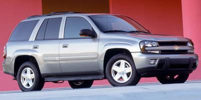 2005 Chevrolet TrailBlazer Vehicle Photo in Appleton, WI 54914