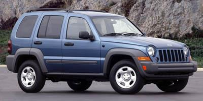 2005 Jeep Liberty Vehicle Photo in Danville, KY 40422