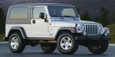 2005 Jeep Wrangler Vehicle Photo In Cambridge, OH 43725