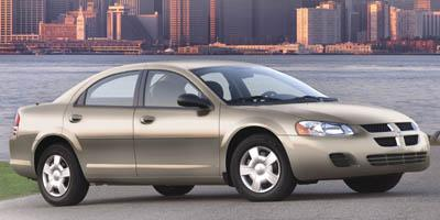 2005 Dodge Stratus Sdn Vehicle Photo in Joliet, IL 60435