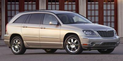 2005 Chrysler Pacifica Vehicle Photo in Oshkosh, WI 54904
