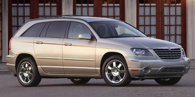 2005 Chrysler Pacifica Vehicle Photo In Arlington Tx 76018