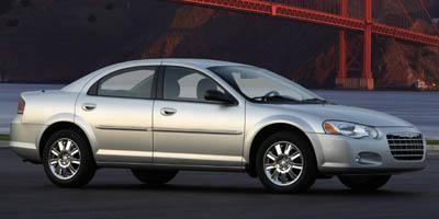 2005 Chrysler Sebring Sdn Vehicle Photo In Gallup Nm 87301