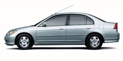 2005 Honda Civic Hybrid Vehicle Photo in Joliet, IL 60435