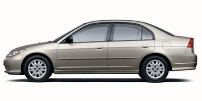2005 Honda Civic Sedan Vehicle Photo in Colma, CA 94014